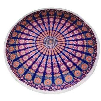 Phoenixx Rising-Mandala Tapestry Print