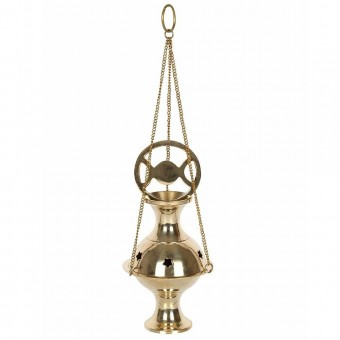 Something Different-Triple Moon Incense Censer