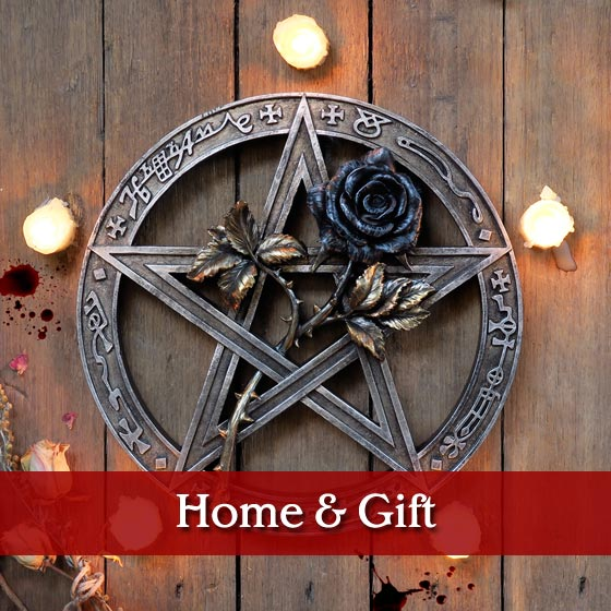 Home & Gift. Beautiful Alchemy Gothic Wall Art.